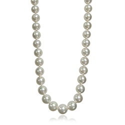 10.0 - 12.0 mm South Sea Pearl Strand Necklace